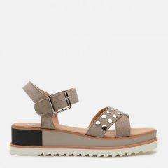 Босоножки XTI Microfiber Ladies Sandals 48810-16 36 Светло-голубые (8434739311397)