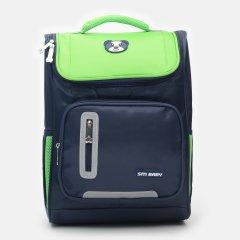 Рюкзак Laras Teddy bear C10dr04-blue-green Зеленый (C10dr04-blue-green)
