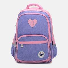 Рюкзак Laras Pink kitty Розовый (C10dr05-blue-pink)