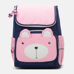 Рюкзак Laras Teddy bear С10dr07-pink Розовый (С10dr07-pink)