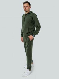 Спортивный костюм Kodor Standart КС0303 XL (52-54) Оливковый (2482030305254)