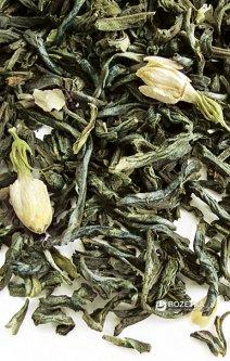 Чай Curtis зеленый крупнолистовой Tender Jasmine с ароматом жасмина 250 г (4823063702737)