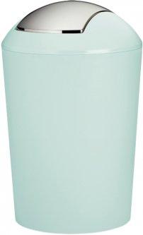 Ведро для мусора Kela Marta голубое (24395)