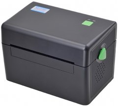 Принтер этикеток Xprinter XP-DT108B Black