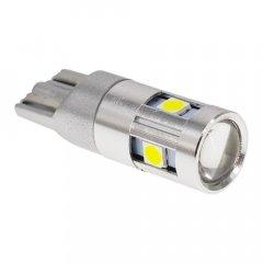 LED автолампа K7 STELLAR светодиодная T10/W5W Can Bus в габариты, стопы, повороты, подсветка номера, ДХО (1 шт.)