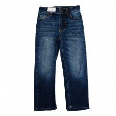 Джинси для хлопчика ( 1 шт ) OshKosh сині класичні з потертостями демісезонні 10 років (135-140 см) 1095