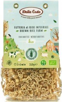 Макаронные изделия DALLA COSTA Рисовая ферма Органические 250 г (8016419001738)
