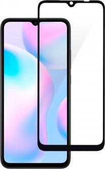 Защитное стекло 2E Basic для Xiaomi Redmi 9A Black (2E-MI-9A-9C-SMFCFG-BB)