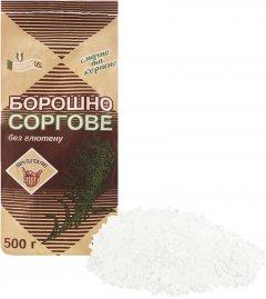 Мука сорговая AsparagUS без глютена 500 г (4820195400036)
