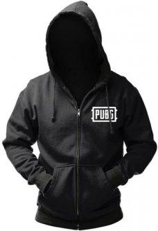 "Худи PUBG Zip-Up ""Logo"" XXL (GE6275XXL)"