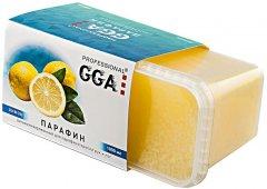 Парафин витаминизированный GGA Professional Лимон 1000 мл (1213077617791)