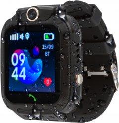 Детские телефон-часы Amigo GO002 Swimming Camera Wi-Fi Black (dwswgo2b)