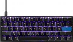 Клавиатура проводная Ducky Mecha Mini Cherry MX Red USB (DKME2061ST-RURALAAT1)