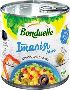 Овощная смесь Bonduelle Италия Микс 310 г (3083681068481)