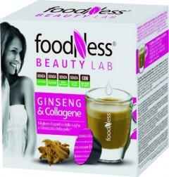 Капсульный напиток FoodNess Dolce Gusto Кофе с женьшенем и коллагеном 10 капсул х 16 г (8031848005294)