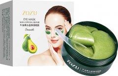 Гидрогелевые патчи для глаз Zozu с экстрактом авокадо и маслом Ши 60 шт (Z0ZU42786) (6941349342786)
