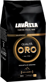 Кофе в зернах Lavazza Oro Mountain Grown 1 кг (8000070030022)