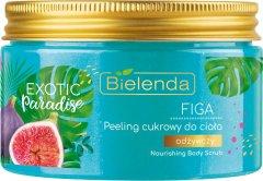 Скраб сахарный Bielenda еxotic Paradise Инжир Питательный 350 г (5902169035266)