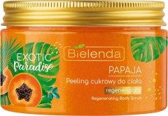 Скраб сахарный Bielenda еxotic Paradise Папайя Регенерирующий 350 г (5902169035259)