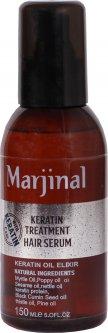 Сывортка для волос Marjinal Serum Keratin Treatment с кератином 150 мл (73194) (8697426731940)