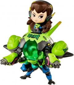 Фигурка Blizzard Overwatch Cute But Deadly Nano Cola D.Va and MEKA (B63745)