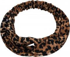 Повязка для волос Red Point Hair band Loop переплет Трикотаж Леопард Рыжая (МП.02.Т.69.56.000)