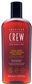 Ежедневный шампунь American Crew глубокий увлажняющий 450 мл (738678001066)