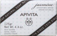Мыло Apivita с жасмином 125 г (5201279073190)