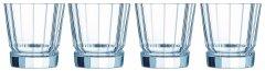 Набор низких стаканов CD'A Macassar 320 мл х 4 шт (N5829)
