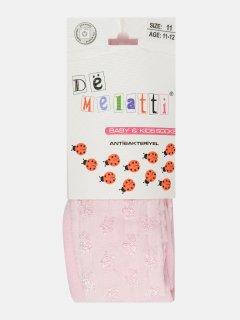 Колготки De Melatti 6003 146-152 см Рожеві (2400000152453)