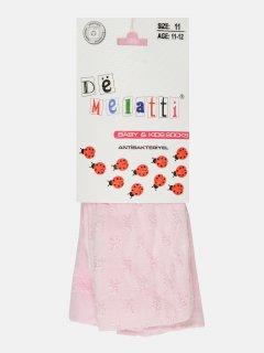 Колготки De Melatti 6004 146-152 см Рожеві (2400000146308)