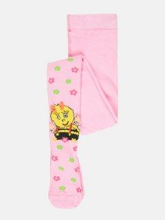 Колготки De Melatti 2002 110-116 см Рожеві (2400000149255)