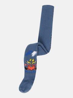 Колготки De Melatti 2057 74-80 см Сині (2400000152774)