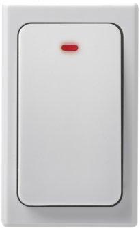 Кнопка для беспроводного звонка Emos P5729T для моделей P5729, P5731 Белая