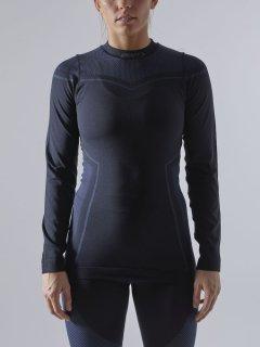 Комплект женского термобелья Craft Core Dry Fuseknit Set W 1909741-999000 S Черный (7318573431040)