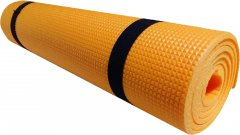 Коврик туристический LANOR ЕХОКОР TRAVEL 1500 х 600 х 5 мм Оранжевый (6117_Orange)