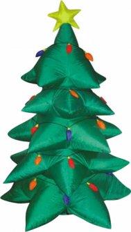 Надувная новогодняя ёлка Mag-2000 240 см (830091)