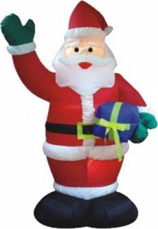 Надувной Санта Клаус Mag-2000 180 см (830039)