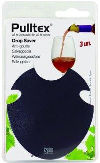 Диск-каплеуловитель Pulltex Drop Saver для разлива вина из бутылки 3 шт (107-923-10)