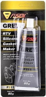 Силиконовый герметик Fusion F211 RTV Gasket Maker 85 г Grey (FU211)