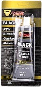 Силиконовый герметик Fusion F212 RTV Gasket Maker 85 г Black (FU212)