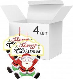 Набор подвесных аксессуаров Angel Gifts 22x22 см 4 шт Разноцветных (Я45065_AG46831_4)