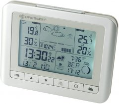 Метеостанция Bresser ClimaTrend WF White