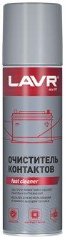 Очиститель контактов LAVR Electrical Contact Cleaner 335 мл (Ln1728)