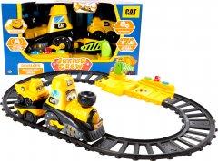 Железная дорога Funrise CAT для малышей (82489) (021664824894)
