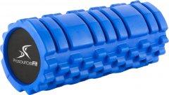 Ролик массажный профилированный ProSource Sports Medicine Roller 33 x 15 см Голубой (PS-3314-roller-blue)