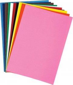 Набор декоративной бумаги Centrum Velvet А4 10 цветов (88511)