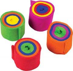Набор креповой бумаги 3.5х10 м Centrum 4 цвета (80314)