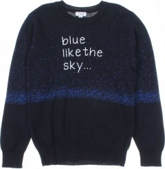 Джемпер OVS 296698 116 см Синій (2002008702007)