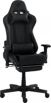 Кресло для геймеров GT RACER X-2535-F Carbon Black